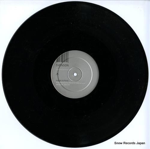 SVENSON inside outside / the devil's lsd 7007975 - disc