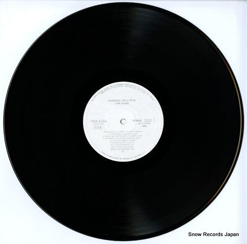 CAUDELL, LANE hanging on a star VIM-6184 - disc