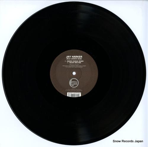 HARKER, JAY bela lugosi's dead DG001 - disc