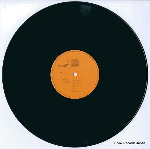 COLLEGIUM AUREUM hendel; wassermusik / feuerwerks-musik KUX-3010-H - disc