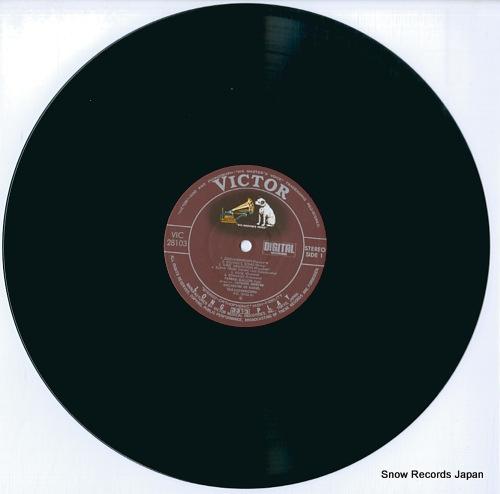 GALLOIS, PATRICK patrick gallois VIC-28103 - disc