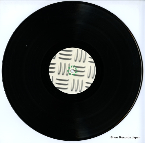 JOHNSON, DAVID noise e.p. OVT04 - disc