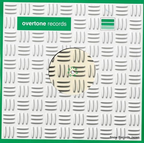 JOHNSON, DAVID noise e.p. OVT04 - front cover