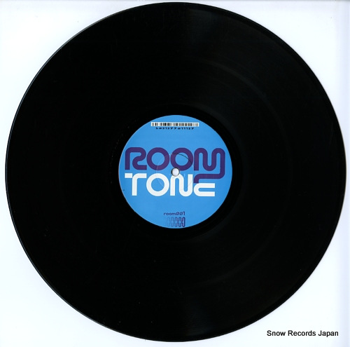 JARVIS, ROB, AND SLAVO complex ep ROOM001 - disc