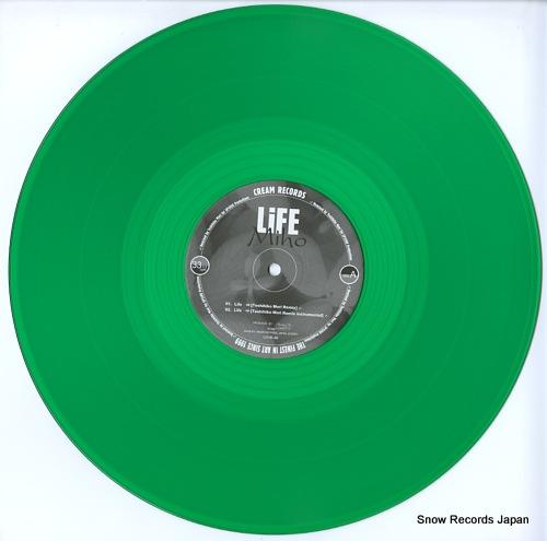 MIHO life(toshihiko mori remix) LOVE-46 - disc