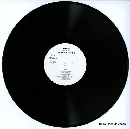 ASHTON, MARK solo GP783 - disc
