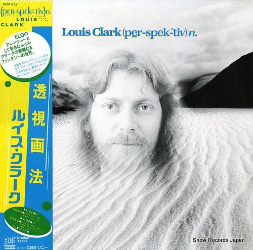 CLARK, LOUIS (per-spek-tiv)n. 25AP1723 - front cover