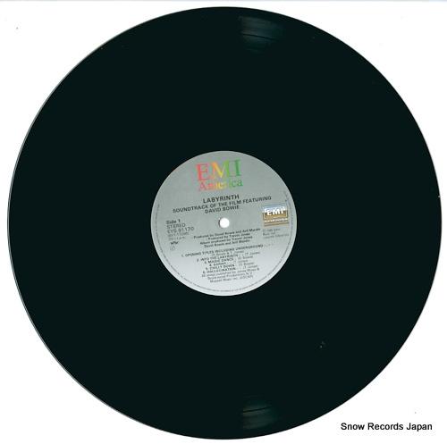 デビッド・ボウイ ラビリンス・魔王の迷宮 EYS-91170