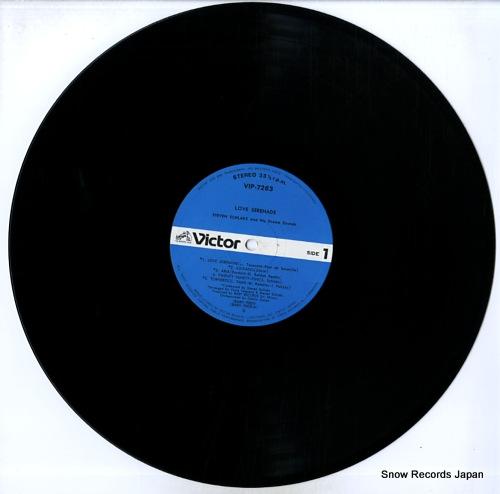 SCHLAKS, STEVEN, AND HIS DREAM SOUND love serenade VIP-7263 - disc