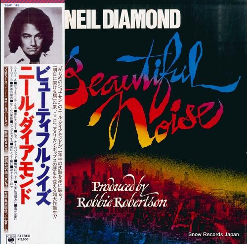 DIAMOND, NEIL beautiful noise 25AP145 - front cover