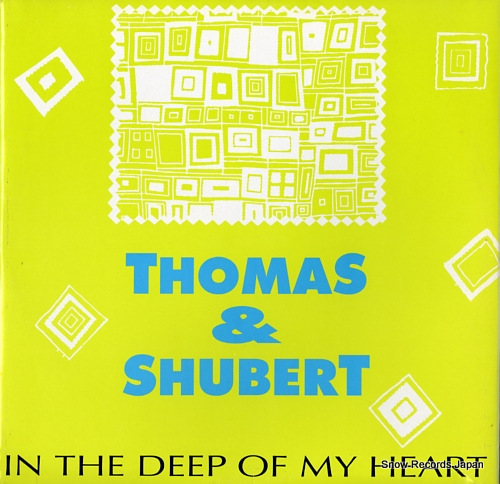 THOMAS AND SHUBERT in the deep of my heart FL8457 - front cover