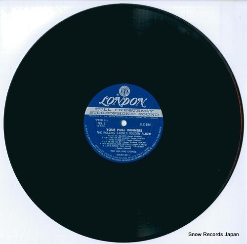 ザ・ローリング・ストーンズ あなたが選んだローリング・ストーンズ・ゴールデン・アルバム SLC184