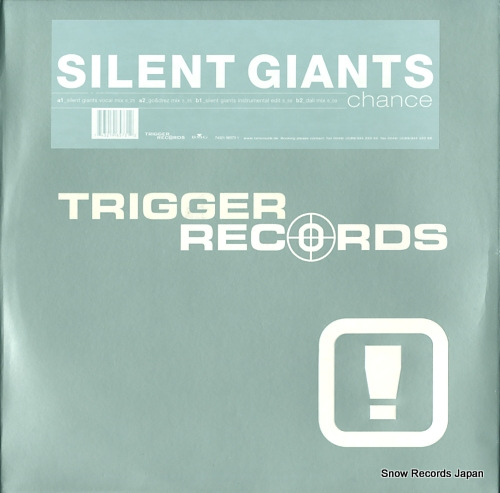 SILENT GIANTS chance 74321965731 - front cover