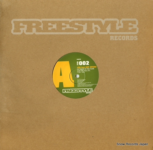 JTQ FEATURING ROY AYERS get down to the floor(can you feel it?) FSR002