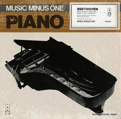 KAHN, EMIL beethoven; piano concerto no.5 in e-flat major, op.73