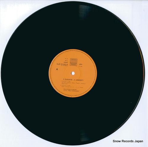 COLLEGIUM AUREUM durante; 4 concerti ULS-3162-H - disc