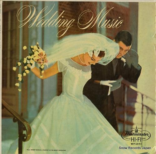 OWEN, ROBERT / ROBERT LOCKSMITH wedding music WP6043 - front cover