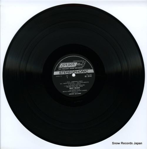 NILSSON, BIRGIT nilsson verdi OS25742 - disc