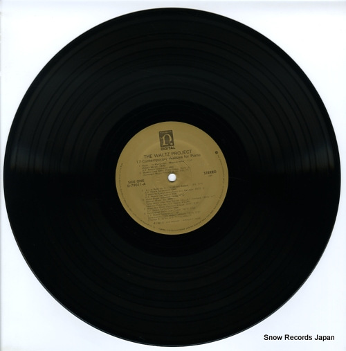 V/A the waltz project G-13008 / D-79011 - disc