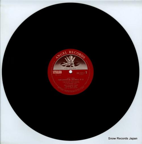 CICCOLINI, ALDO saint-saens; piano concerto no.2 in g minor op.22 EAC-70211 - disc