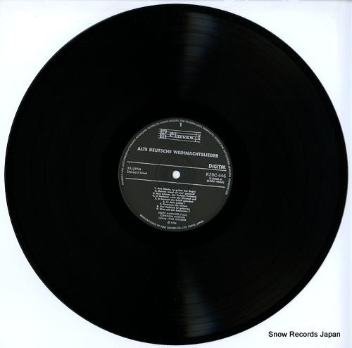 HAEFLIGER, ERNST alte deutsche weihnachtslieder K28C-446 - disc