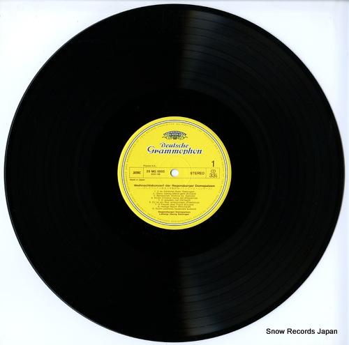 REGENSBURGER DOMSPATZEN weihnachtskonzert a christmas concert 28MG0005 - disc
