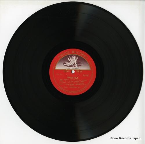 ROSSI-LEMENI, NICOLA operatic arias HA1057 - disc