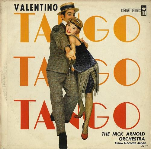 ニック・アーノルド valentino tangos CX77