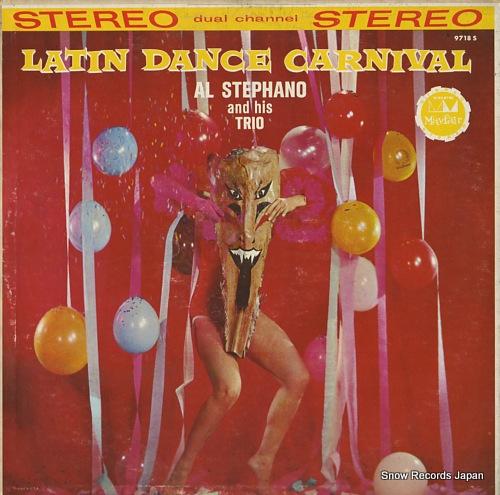 アル・ステファノ latin dance carnival 9718S