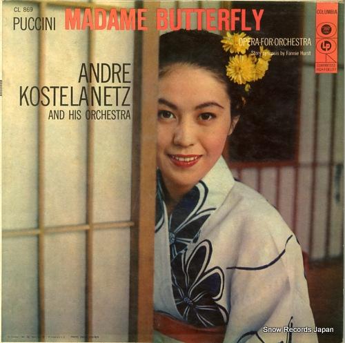 アンドレ・コステラネッツ | puccini; madame butterfly | CL869