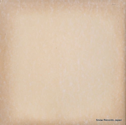 ザ・ビートルズ the beatles / white album SWBO101