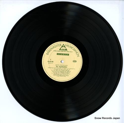 RILLING, HELMUTH bach; das orgelbuchlein OS-994-7-MC - disc