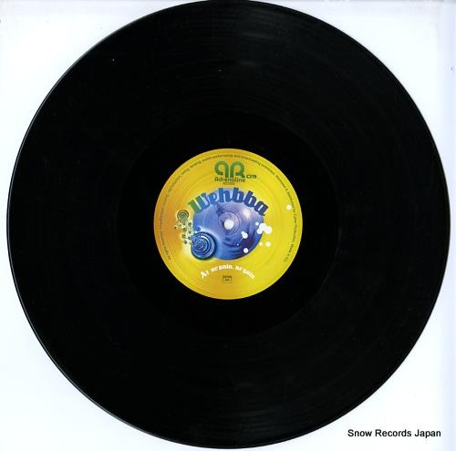 WEHBBA no pain, no gain AR03/ADR003 - disc