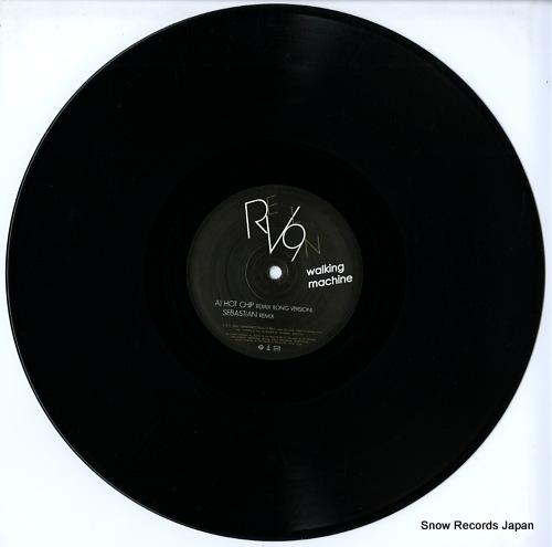 REVL9N walking machine(remixes) BEC5772066 - disc