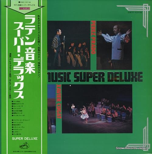 ペレス・プラード ラテン音楽スーパー・デラックス SWX-10118