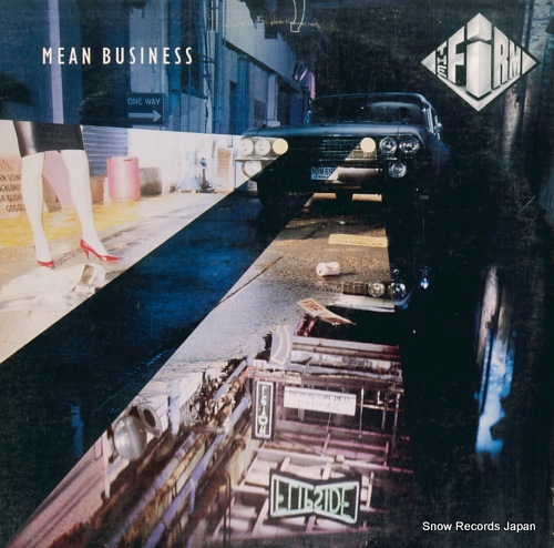 ザ・ファーム mean business 781628-1E