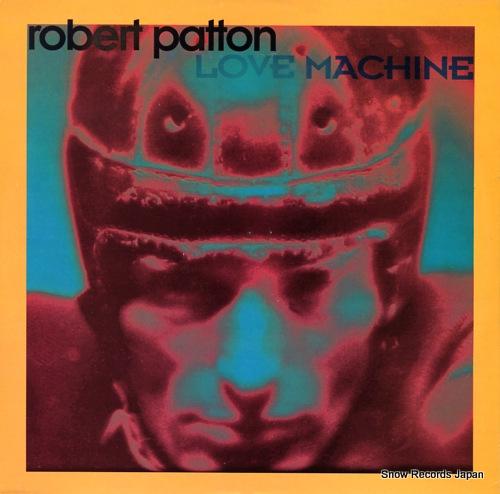 ロバート・パットン love machine TRD1514