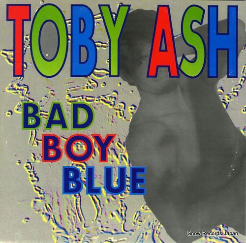 TOBY ASH bad boy blue TRD1279 - front cover