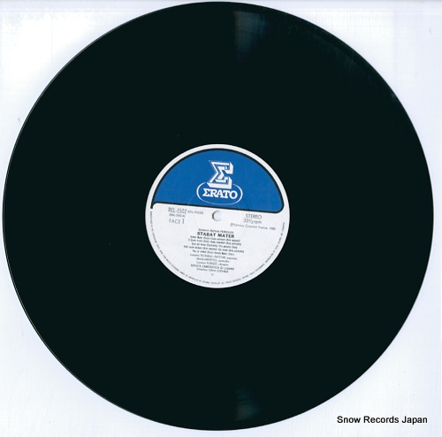 LOEHRER, EDWIN pergolesi; stabat mater REL-1502 - disc