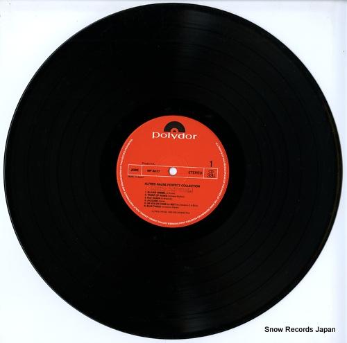 アルフレッド・ハウゼ楽団 ジェラシー、ラ・クンパルシータ/アルフレッド・ハウゼ・タンゴ決定盤 MP8677/8