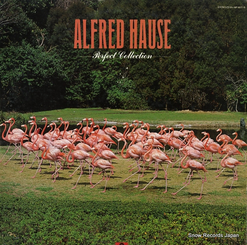 HAUSE, ALFRED alfred hause perfect collection MP8677/8 - front cover