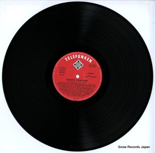 V/A goldene volkslieder 6.28372