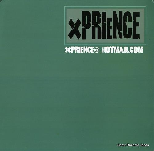 XPRIENCE VS. ABBA xprience17 XP17 - front cover