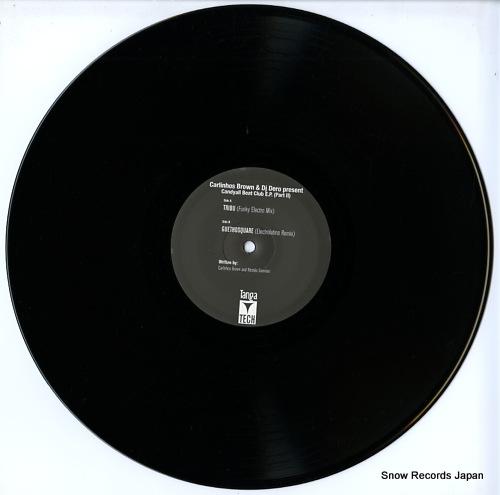 BROWN, CARLINHOS, AND DJ DERO candyall beat club ep(part2) VLMX1668-3 - disc