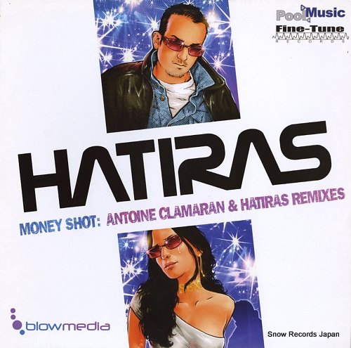 HATIRAS money shot FINETUNE012 - front cover