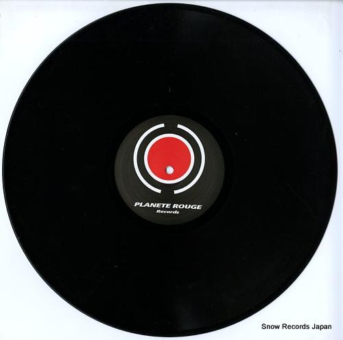 FIXMER, TERENCE electrostatic remixes PLR07004 - disc