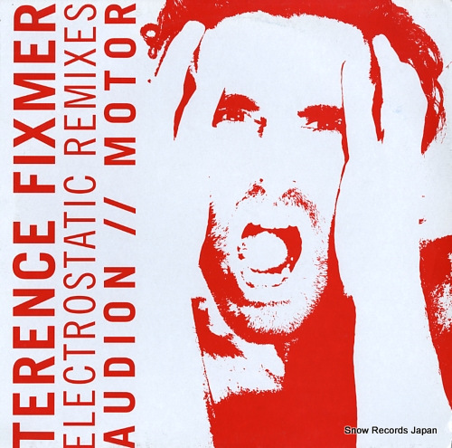 FIXMER, TERENCE electrostatic remixes PLR07004 - front cover