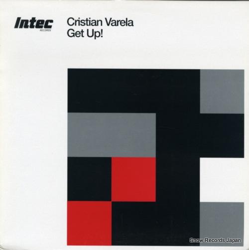 VARELA, CRISTIAN get up! INTEC031 - front cover