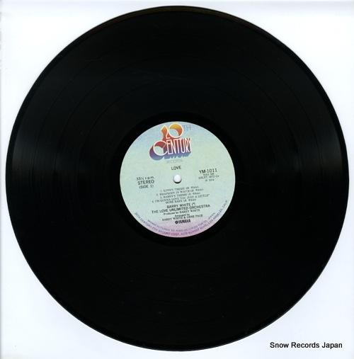 バリー・ホワイト love YM-1011