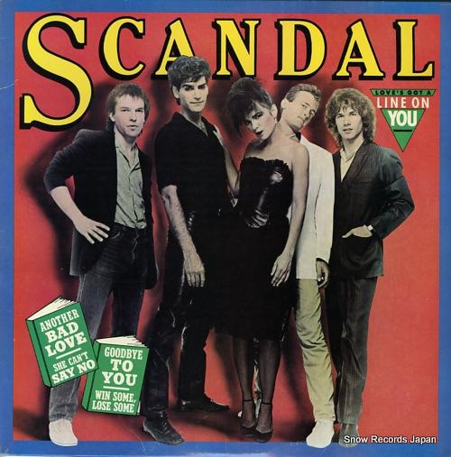 スキャンダル scandal 5C38194